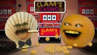 Annoying Orange - Clam's Casino