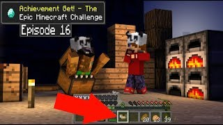 The EPIC Minecraft Challenge [16] | Getting AWESOME pets!?(w/Mr Monkey)(modpack)