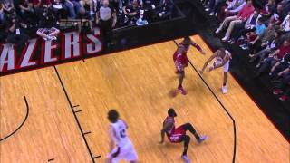 Robin Lopez Throws Down the Poster Over Omer Asik
