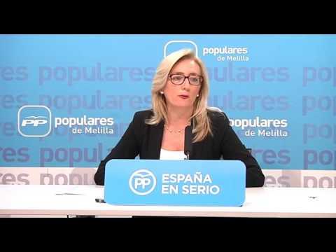 La Candidatura del PP de Melilla es 100% Partido Popular. Otros no pueden decir lo mismo.