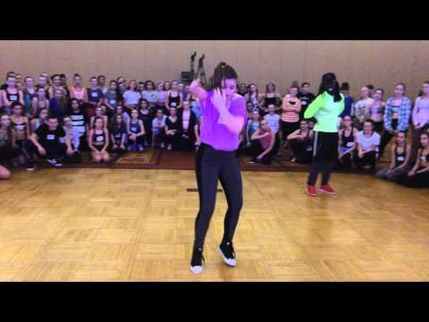 仔細看!這就是這位15歲女舞者讓人脫帽致敬的原因!