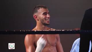 Sofiane KHATI  Boxeur Pro