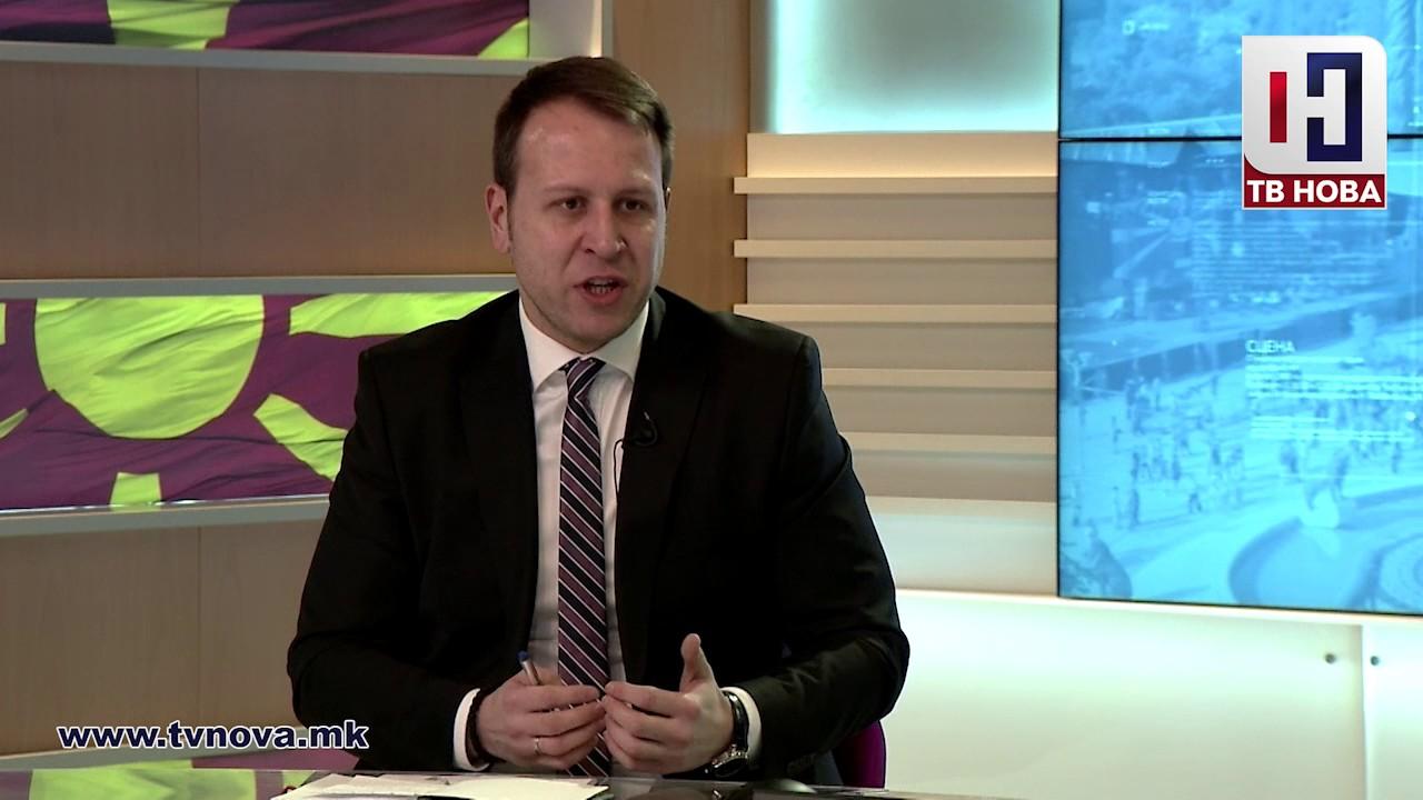 Игор Јанушев – Директор на ЈСП