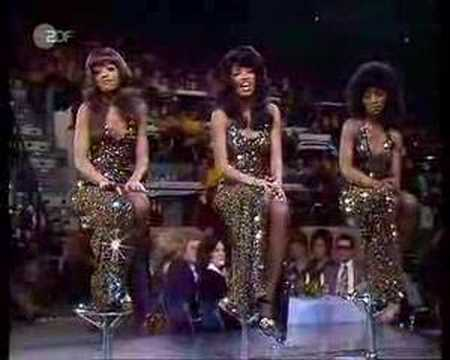 The Three Degrees- -When will see you again