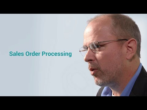 Sales Order Processing Automation at a Global Scale [Siemens Healthineers]