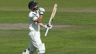 Adam Lyth hits 251 as Yorkshire beat Lancashire in LV= County Championship