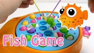 Video Floating Fish Game Toy MP3, 3GP, MP4, WEBM, AVI, FLV Mei 2017