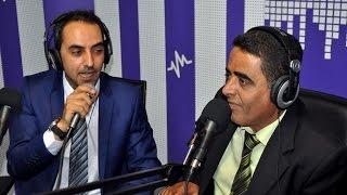 برنامج زجل يستضيف الفنان شريف عابد