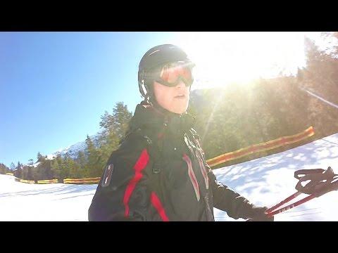 Skigebied Bergbahnen Rosshütte Seefeld - Tirol Oostenrijk
