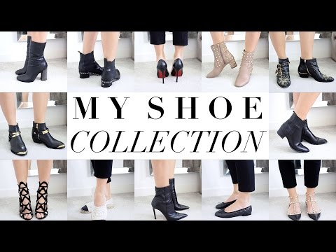 MY SHOE COLLECTION | DESIGNER | Lydia Elise Millen