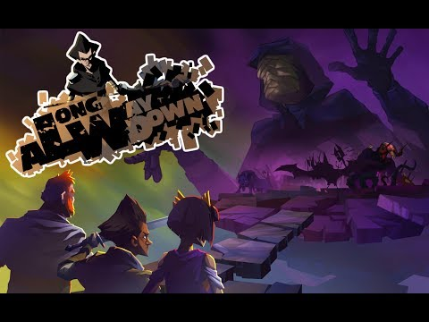 A Long Way Down - Dungeon Building Roguelite Battler in the Afterlife!