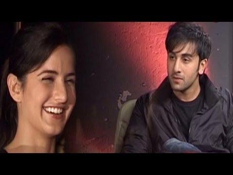 Rumours of Ranbir Kapoor recommending Katrina Kaif for Jagga Jasoos cl...