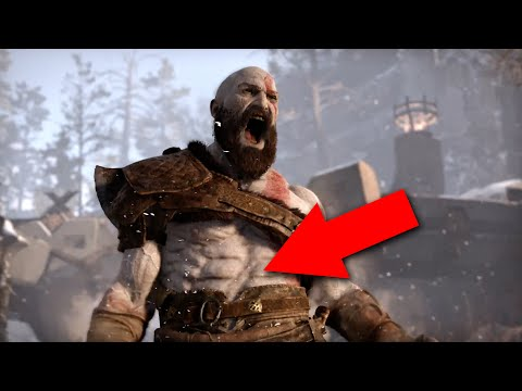 "God of War, Kratos becomes ""Viking"" in the reboot of the saga, here's the trailer from E3!"