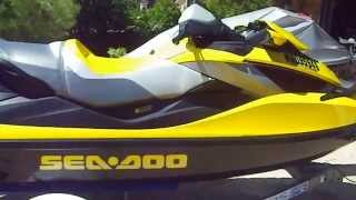 9. seadoo RXT is 255 hp.AVI