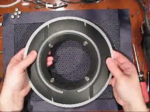 Tron Identity Disc Custom Build - Full Kit Time Lapse