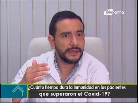¿Cuánto tiempo dura la inmunidad en los pacientes que superaron el Covid-19?