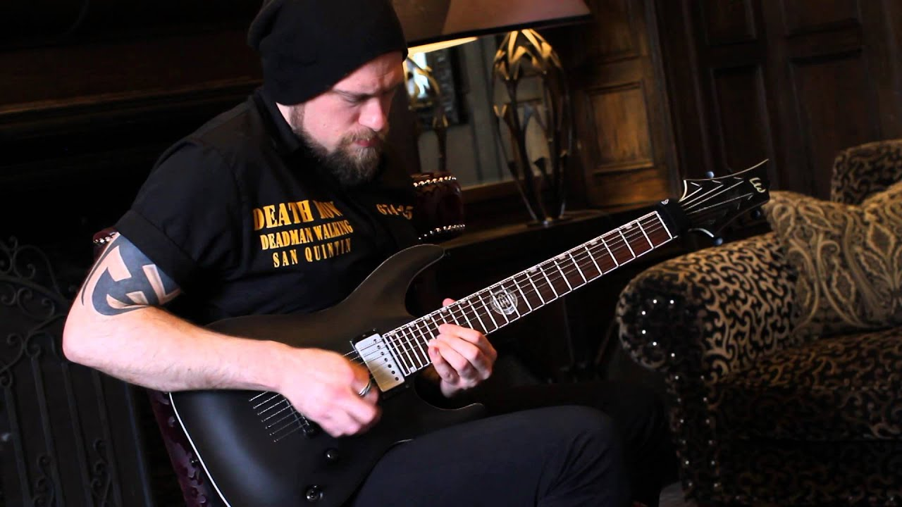 Andy James – 'Diary Of Hells Guitar' OFFICIAL VIDEO
