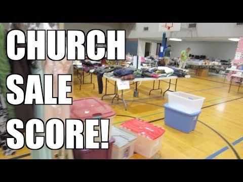 Found Thrifty Thrift Gold At A Church Sale! Ebay Score!