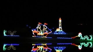 Clemmons (NC) United States  city pictures gallery : Tanglewood Festival of Lights, Clemmons, NC December 4th, 2015