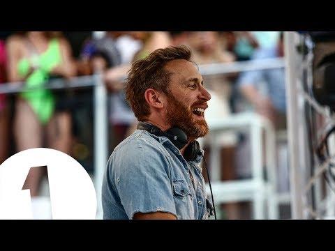 David Guetta x Jack Back | Radio 1 in Ibiza 2019