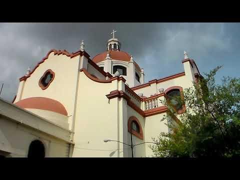Catedral de San Pedro Sula. Video tomado por Luis Eberhardt, el 19 de agosto del 2018.