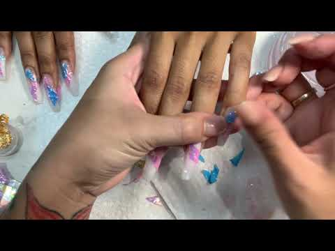 ENCAPSULATED NAIL TUTORIAL