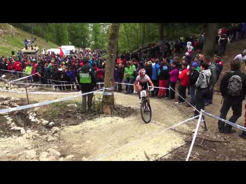 specialized - Specialized Racing kicks off the 2013 UCI World Cup mountain bike season with a cross country race at Albstadt. The first race of the year is both a challeng...