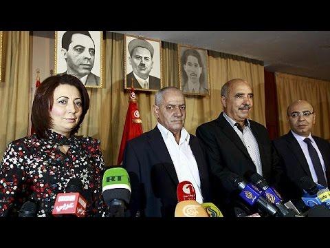 Κίνητρο για το λαό της Τυνησίας το Νόμπελ Ειρήνης