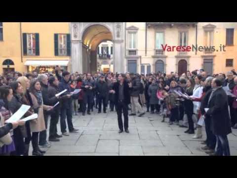I cori della provincia in piazza