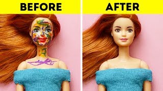 Video 18 BARBIE DOLL HACKS MP3, 3GP, MP4, WEBM, AVI, FLV November 2018