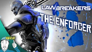 "Here's some Enforcer gameplay from the new upcoming arena shooter game called LawBreakers! I'm explaining the Enforcer character, playing a variety of maps and gamemodes while I'm defying gravity in this fast paced objective game! The game will be released in August 8 2017.SAY HELLO TO THE ENFORCER! Lawbreakers Open Beta Gameplay10% off using promocode ""40SS"" when shopping at https://exoticmice.shop/Gaming mice, mouse pads and more!Support the video with a LIKE? Appeciated! SUBSCRIBE for Future Vids►http://www.youtube.com/user/40splishsplashWanna join TGN?http://bbtv.go2cloud.org/SH4OMy business mailadress:40splishsplash@gmail.com_________________________________________________________________★ ABOUT LAWBREAKERS:-Choose your role from a cast of unique characters, each equipped with distinct movement skills, battle abilities and weapon combos. Fight in dynamic gravity ravaged arenas that offer players a breathtaking vertical team-based battle royal.-Revel in unparalleled vertical violence by mastering the skills of an array of diverse antiheroes. Whether you kill to uphold the ""Law,"" or are out for blood as a ""Breaker,"" these symmetrical roles satisfy any appetite in an arena where the most skilled player and team will rise.-Experience a futuristic America, years after a global seismic event known as ""The Shattering"" forever changed the landscape and even gravity itself. Become immersed into a raging conflict between Law and Breakers across nearly unrecognizable locations ranging from a futuristic Santa Monica to a re-imagined Grand Canyon.-Fight to the death in intense game modes that elevate the competitive shooter genre to all new levels.LawBreakers' signature brand of gravity-induced chaos, combined with innovative takes on multiplayer game modes, offers a truly unique and exhilarating experience.Music:http://www.epidemicsound.com_________________________________________________________________★ SOCIAL MEDIA:http://www.facebook.com/40splishsplash?ref=hlhttps://www.google.com/+40splishsplashhttps://twitter.com/40splishsplashhttp://www.twitch.tv/40splishsplashhttps://instagram.com/40splishsplash/Do you like gaming, anime and film?Check out the latest podcast atThe Button Smasher Podcast:http://thebuttonsmashers.com/2016/04/bsp-ep-130-the-perfect-weekend/Website:http://thebuttonsmashers.com_________________________________________________________________★ Have fun and I hope to see you around my channel!"