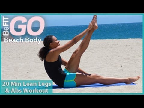 befit - BeFiT GO | Beach Body- Lean Legs and Abs Workout is a unique, core-strengthening, lower-body circuit workout set to some of today's hottest workout music, th...
