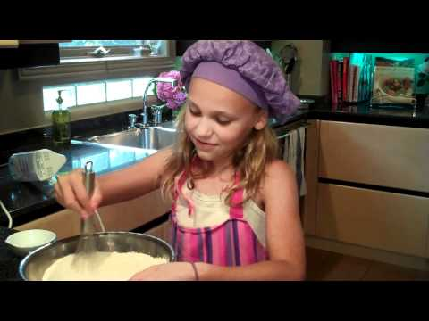 Baking with Children - Chocolate Cake