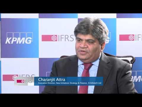 Charanjeet Attra, Executive Director - New Initiatives Strategy & Finance, 3i Infotech Ltd