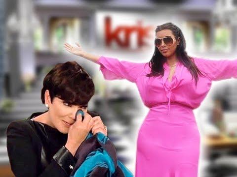 Kim Kardashian's Komeback & Kris Krying - Keeping Up With Kim Kardashian's Baby Bump