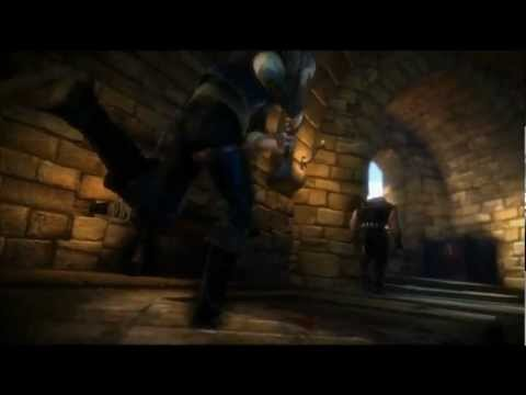 The Witcher 2 New Xbox 360 Gameplay Trailer Revealed