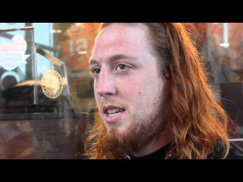 John Theus Interview 4/9/2014 video.