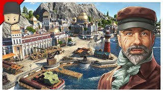 ANNO 1800 - Ep.06 : I FOUND MYSELF IN THE GAME!