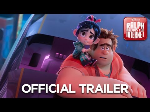 The Trailer for Disney s Ralph Breaks the