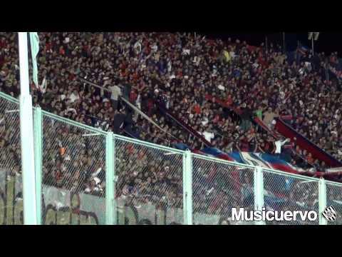 San Lorenzo 1-0 Velez En el barrio de Boedo hay una banda... - La Gloriosa Butteler - San Lorenzo