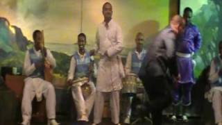 Crazy Belgian Guy Dancing Gurage Music