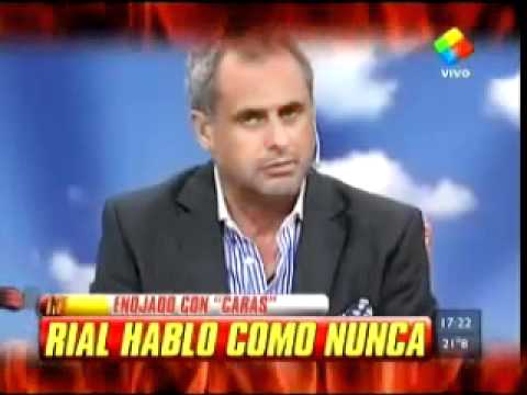Habló Jorge Rial