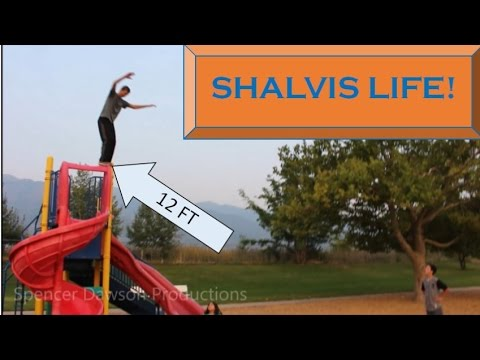 Video Shalvis Parkour: A Day In the Life /w Ryson Shalvis download in MP3, 3GP, MP4, WEBM, AVI, FLV January 2017