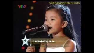 Nguyễn Thị Thanh Trúc - Con Cò - Bán Kết 3 - Vietnam's Got Talent 2011