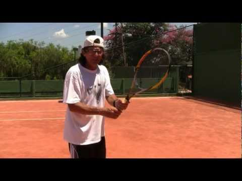 Tennis Tips: Two Handed Backhand Wrist Position