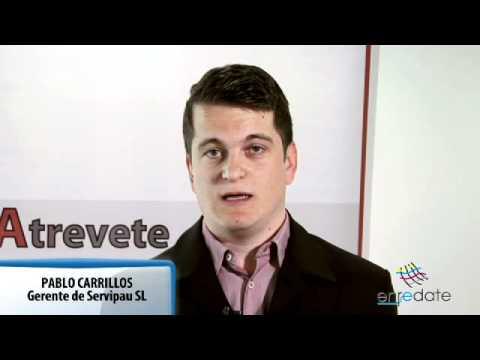 Pablo Carrillos - Entrevista Enrédate Elx-Baix Vinalopó 2012
