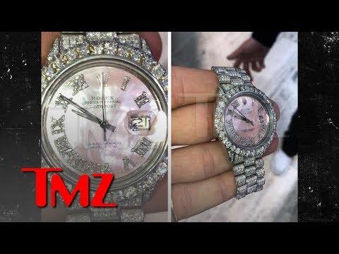 Danielle Bregoli Gifted First Rolex Watch for 16th Birthday | TMZ