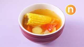 A soup which is so simple yet power packed with nutrients. https://www.nyonyacooking.com/abc-soup ABC soup is just one of the many nutritious chinese soups.