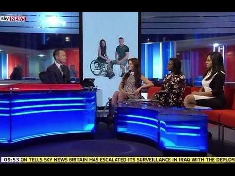 My Sky News Interview