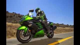 3. Kawasaki Ninja ZX-14R ABS Review